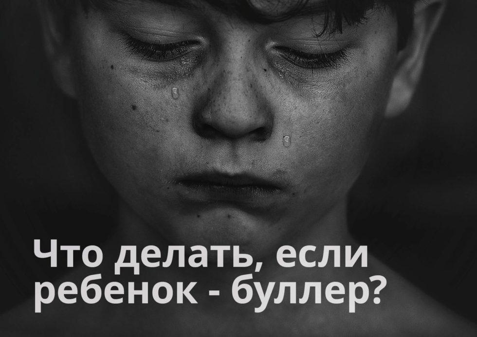 ребенок обижает других