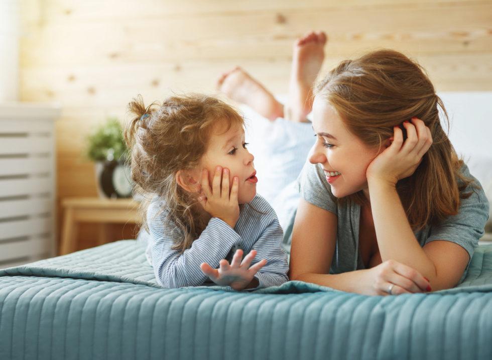 как говорить с ребенком про взросление