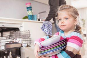 Домашние обязанности. Когда и что?