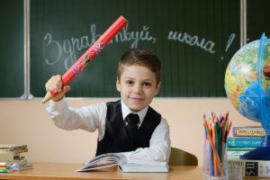 Чему научить перед 1 классом?