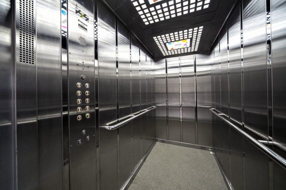 правила безопасности лифт