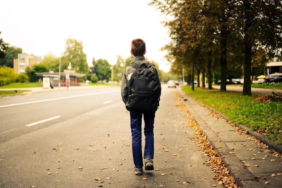 Со скольки лет гулять одному?